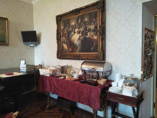 Бутик-отель Рахманинов: breakfast