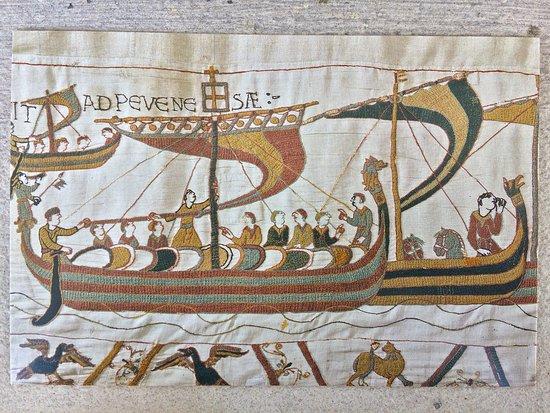Mus e de la tapisserie de bayeux 2018 tout ce que tu - Qu est ce que la tapisserie de bayeux ...