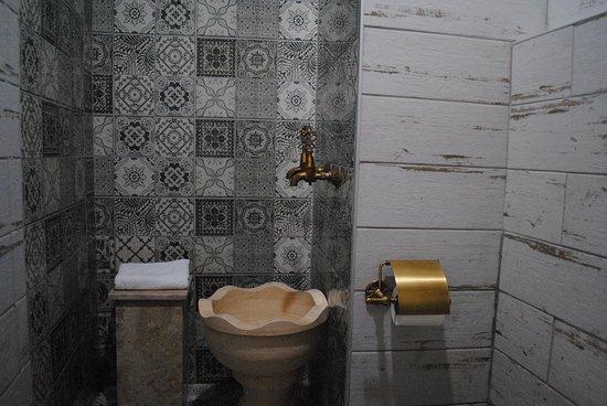 Silenos Boutique Hotel Turkish Style Bathroom