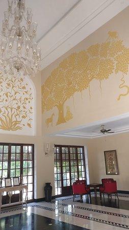 The stay at Kipling lodge Ranthambore