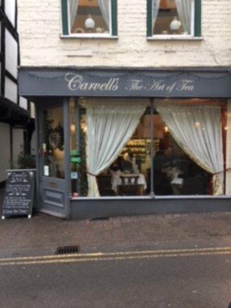 Cake Shop Ludlow Shropshire