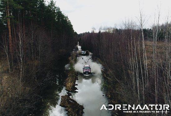 Kohtla, Estonia: Karjäärisafari