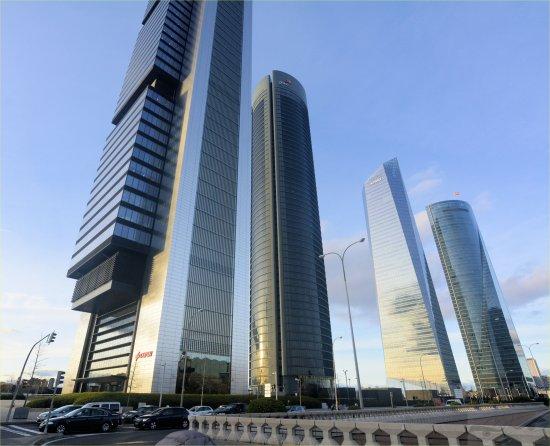 Eurostars Madrid Tower: 4 Torres de Madrid