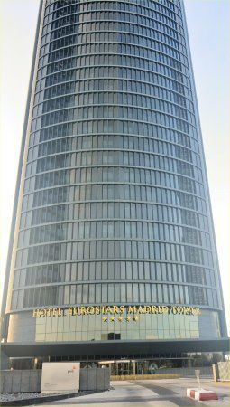 Eurostars Madrid Tower: Hotel