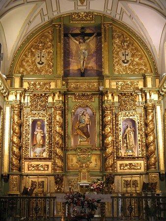 Monasterio de San Jose del Salvador