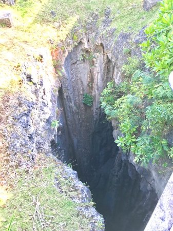 Cavern Mid Park Picture Of Two Lovers Point Tumon Tripadvisor