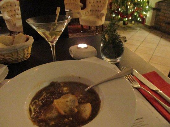Mio Gusto: Очень вкусный суп!