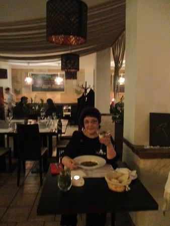 Mio Gusto: Праздную День энергетика в этом весьма и весьма приятном ресторане!