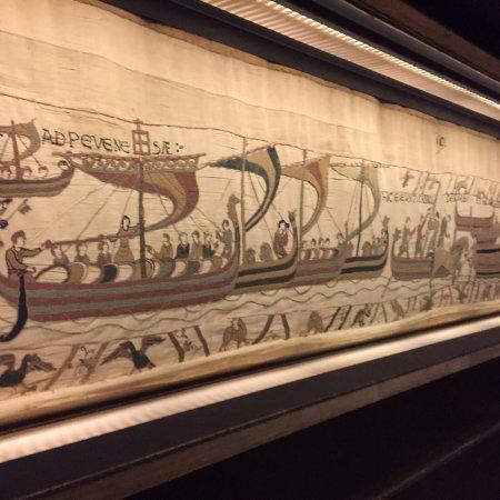 Museo del Tapiz de Bayeux: photo0.jpg