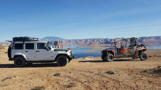 Lake Powell Vacations