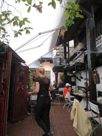 hvad er en hæmoride restauranter i flensborg