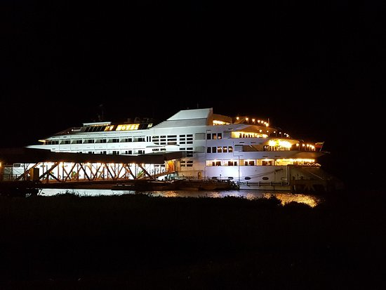 View From Hotel Gate Picture Of Vintage Luxury Yacht Hotel Yangon
