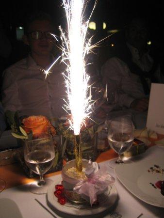 Steinenbronn, Allemagne : Happy Birthday...