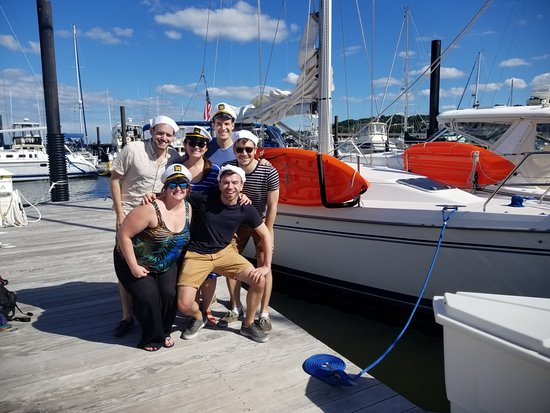 Highlands, NJ : Full Day Charters group of Gilligans