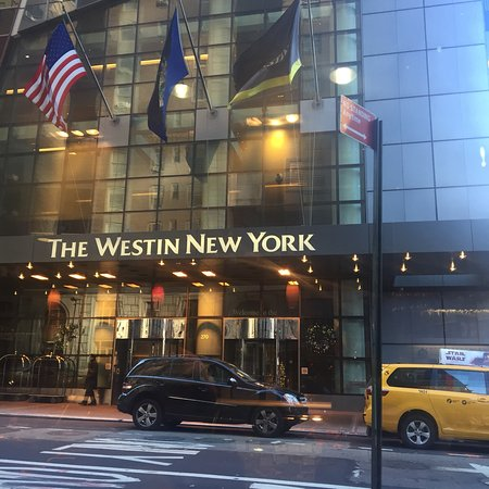 picture of the westin new york at times. Black Bedroom Furniture Sets. Home Design Ideas