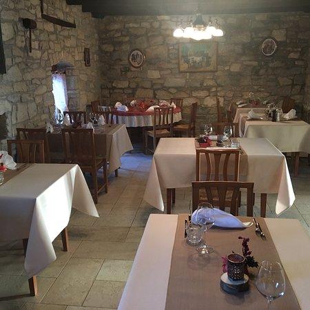 Tar-Vabriga, Croatia: Konoba Perci