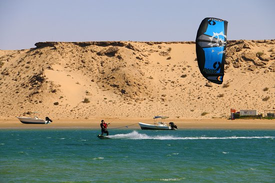 Ad Dakhla, ซาฮาราตะวันตก: The best kiting experience in Dakhla Morocco