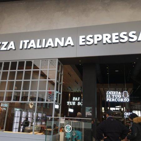 Pizza Italiana Espressa, Milano - Zona 8 - Ristorante Recensioni ...