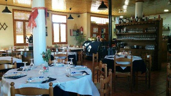 Restaurante Arrocer A Braser A Las Lomas Calasparra
