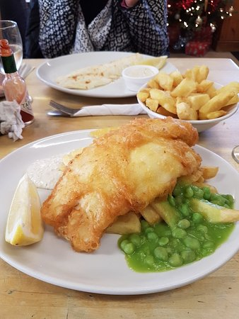 Seafood Restaurants Mersea Island Essex