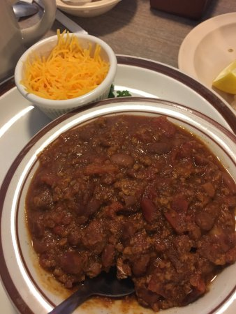 Cotter, AR : You must try their delicious chili-tons of meat!