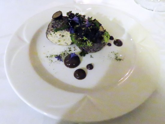 Mithian, UK: Vegetarian taster menu