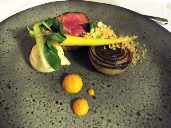 Mithian, UK: Taster menu
