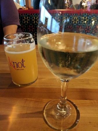 Knot Just A Bar: Michigan wine