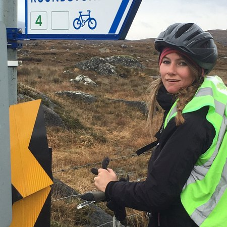 All Things Connemara: Thank you for your advices, we spent great 3 days in the Connemara with our bikes. Scenics lands