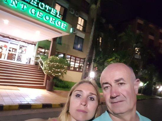 Hotel Saint George: Cataratas 2017