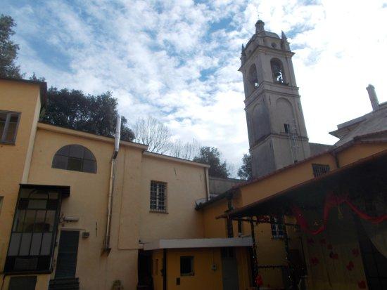 S.Caterina di Portoria Chiesa della SS.Annunziata di Portoria