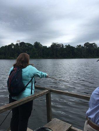 Sun Gate Tours - Day Tours : Piranha fishing on the Amazon