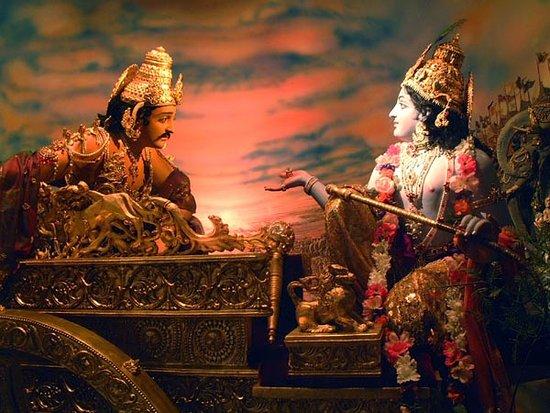 Bhagavad-gita Diorama Museum