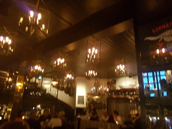 Louise Restaurant & Bar: Inside