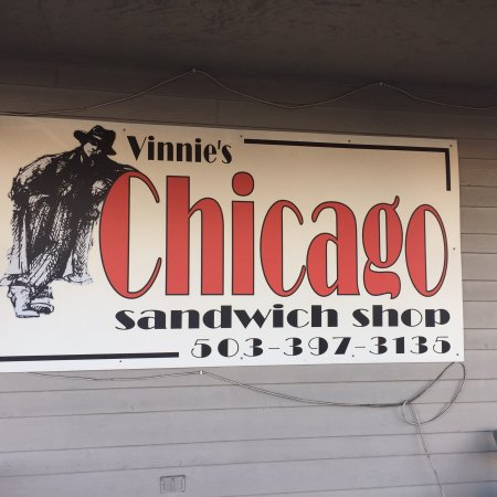 Vinnies Chicago Sandwich Shop