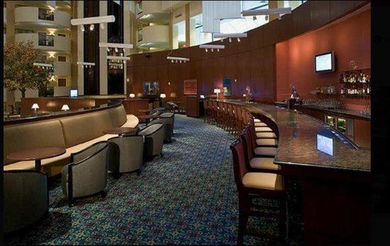 Hilton Washington DC / Rockville Executive Meeting Center: 1 of The Bar Areas.