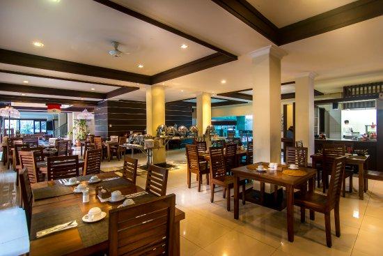 Champlung Mas Hotel: Champ Restaurant