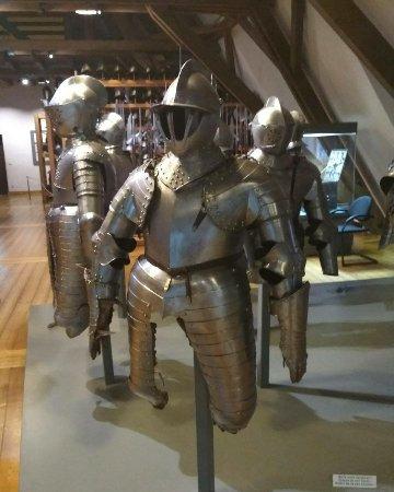 Veste Coburg: Вид на крепость и фото из залов музея