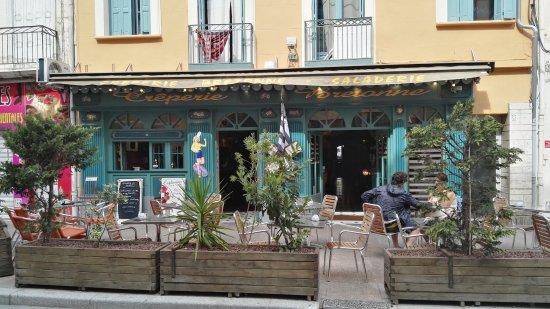 Creperie Bretonne : Exterior del restaurante
