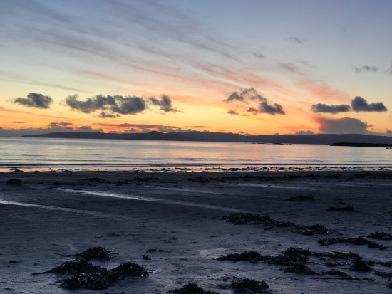 Saltcoats Beach Picture