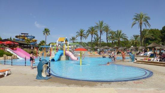 Aqualand El Arenal: Children area