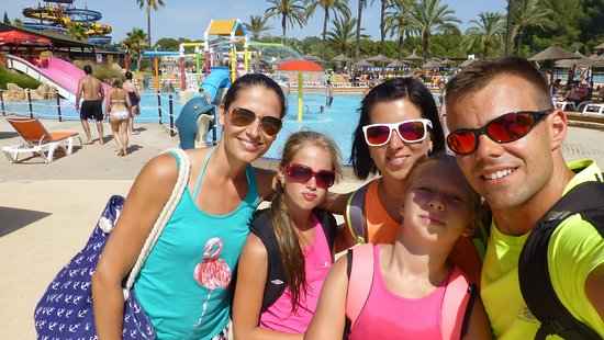 Aqualand El Arenal: great fun