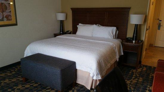 Hampton Inn & Suites Durham North I-85: Very Comfortable