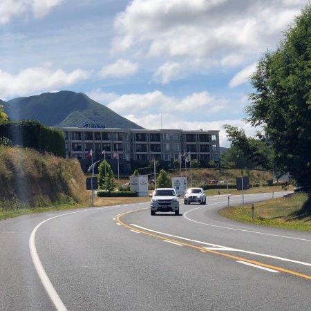 هيلتون ليك توبو: Hilton Lake Taupo
