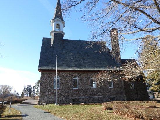 Grand Pre, Canada: Memorial Church