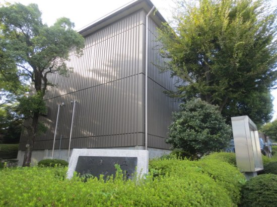 Mt.Fuji and Princess Kaguya museum: 建物外観
