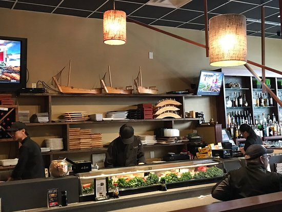 Wadsworth, OH : Sushi chefs