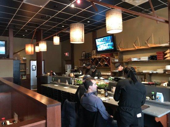 วัดส์เวิร์ท, โอไฮโอ: sushi bar