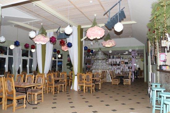 Vileyka, Weißrussland: Кафе и бар.