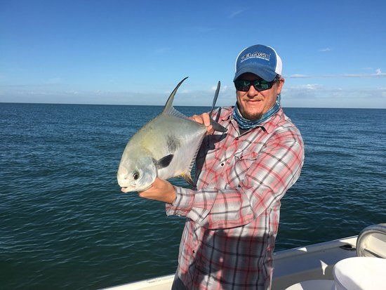Captain Danny Stasny - Southernaire Fishing Charters